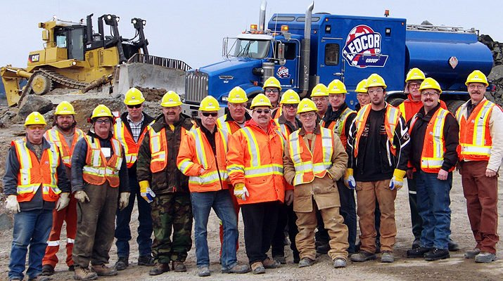 Ledcor Pipeline Construction Jobs - Full Camp Plus Fly In & Fly Out